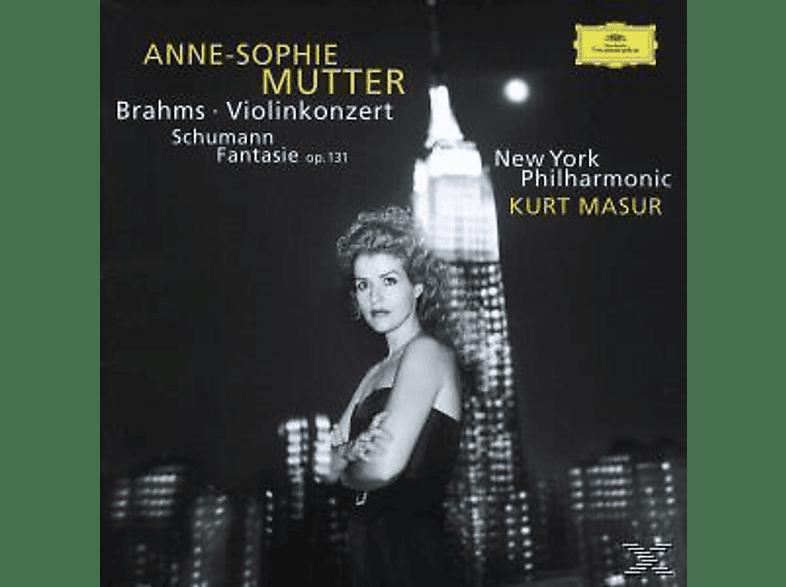 VARIOUS, Anne-sophie/masur/nypo Mutter - Violinkonzert D-Dur [CD]