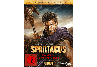Spartacus – War of the Damned [DVD]
