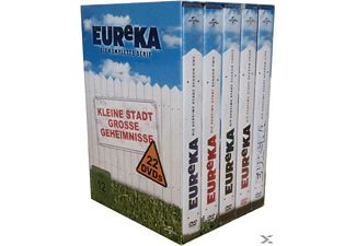 EUReKA - Gesamtbox DVD