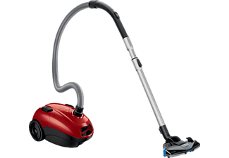 PHILIPS Staubsauger FC8322/09 Power Life rot