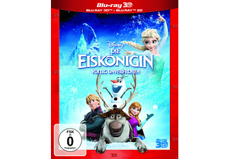 Die Eiskönigin 3D & 2D BD (Blu-ray) [Blu-ray 3D]
