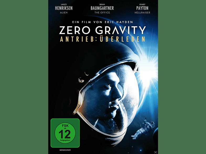 ZERO GRAVITY - ANTRIEB ÜBERLEBEN [DVD]