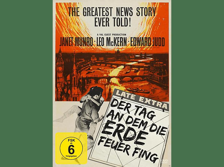 DER TAG AN DEM DIE ERDE FEUER FING [DVD]