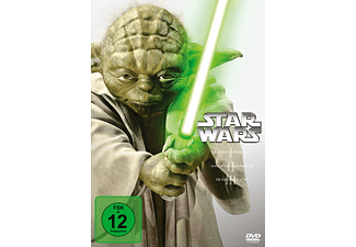 Star Wars Trilogie: Der Anfang - Episode 1-3 Box [DVD]