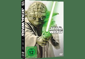 Star Wars Trilogie: Der Anfang - Episode 1-3 Box [DVD]