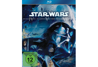 Star Wars: Trilogie - Episode IV-VI [Blu-ray]