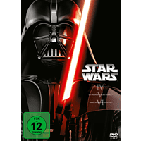 Star Wars Trilogie: Episode 4-6 [DVD]