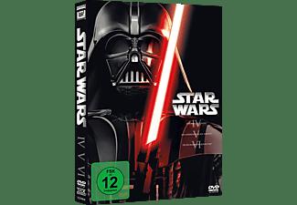 Star Wars Trilogie: Episode 4-6 Box [DVD]