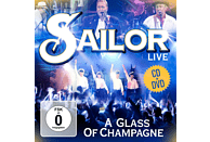 Sailor - A Glass Of Champagne-Live [CD + DVD]