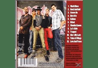 Royal Southern Brotherhood - Heartsoulblood  - (CD)