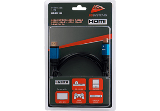 JB SYSTEMS HDMI Kabel Systems 1M