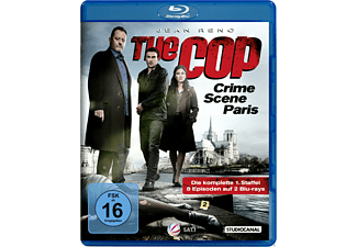 The Cop – Crime Scene Paris - Staffel 1 [Blu-ray]