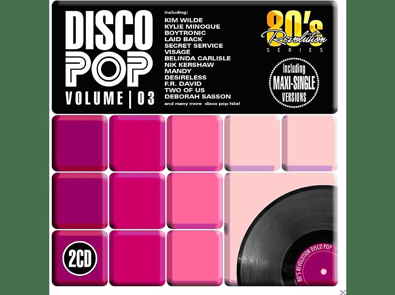 VARIOUS - 80's Revolution: Disco Pop Vol 3 [CD]