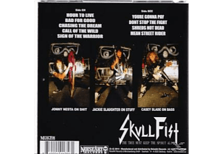 Skull Fist - Chasing The Dream  - (CD)