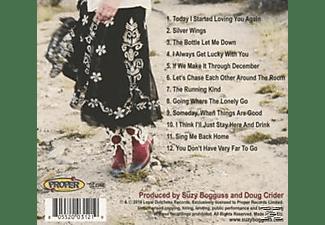 Suzy Bogguss - Lucky  - (CD)