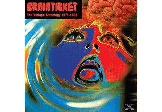 Brainticket - Vintage Anthology 1972-1980  - (CD)