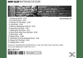 Harry Allen - Rhythm On The River  - (CD)
