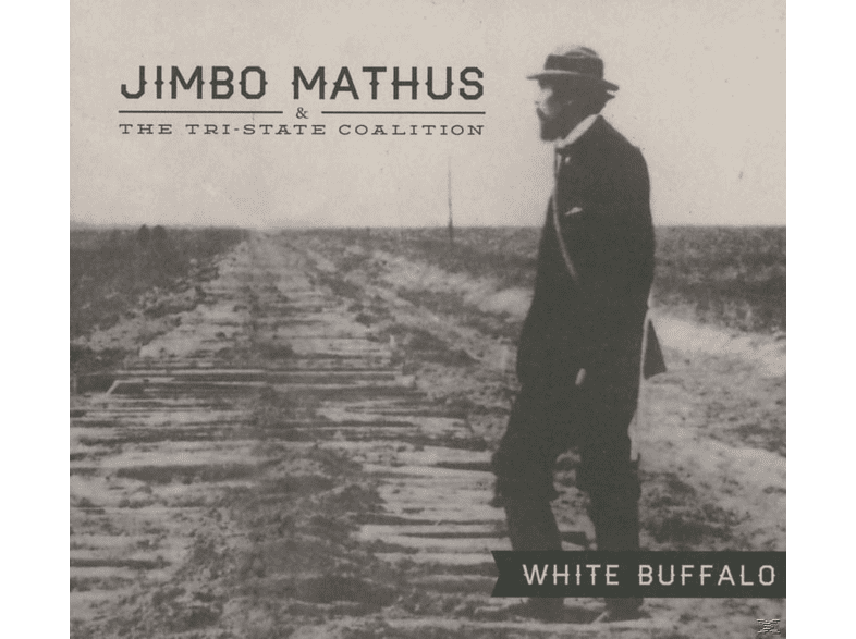 Jimbo  Mathus, The Tri-state Coalition - White Buffalo [CD]