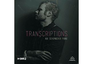 Kai Schumacher - Transcriptions  - (CD)