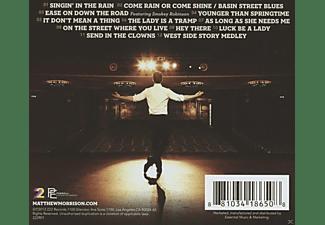 Matthew Morrison - Where It All Began  - (CD)
