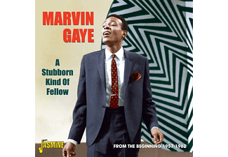 Marvin Gaye - A Stubborn Kind Of Fellow  - (CD)