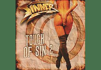 Sinner - Touch Of Sin 2  - (CD)