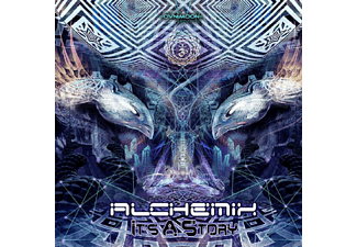 Alchemix - It's A Story - (CD)