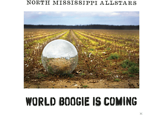 North Mississippi Allstars - World Boogie Is Coming  - (CD)