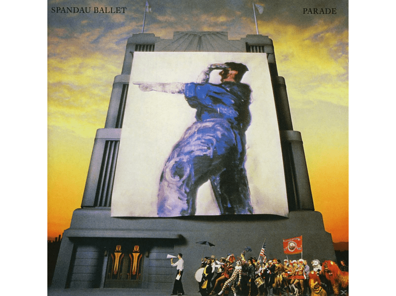 Spandau Ballet - Parade [CD]