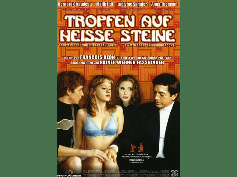 Tropfen auf heiße Steine [DVD]