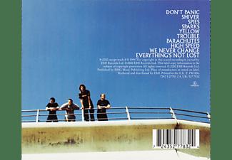 Coldplay - Parachutes [CD]