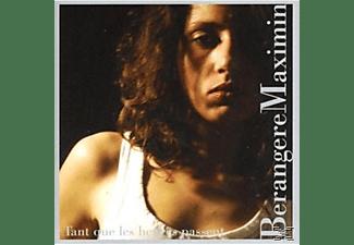 Berangere Maximin - Tant Que Les Heures Passent  - (CD)