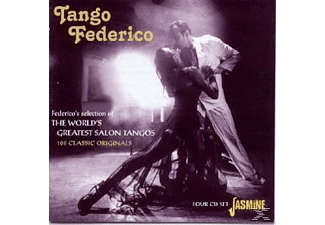 VARIOUS - FEDERICO S SELECTION OF  - (CD)