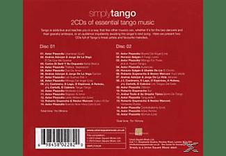 VARIOUS - Simply Tango  - (CD)