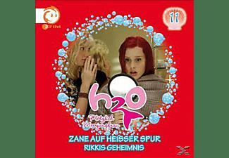 - H2O Plötzlich Meerjungfrau 11: Zane Auf Heißer Spur  - (CD)