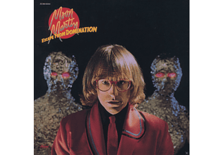 Moon Martin - Escape From Domination  - (CD)