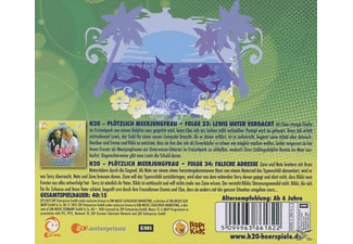- H20-Plötzlich Meerjungfrau 17: Lewis Unter Verdacht / Falsche Adresse  - (CD)