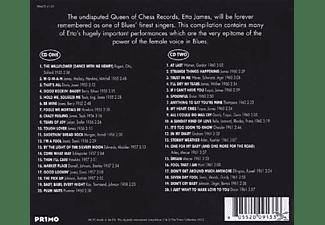 James Etta - The Essential Recordings  - (CD)
