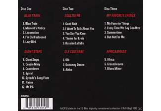 John Coltrane - 6 Essential Original Albums  - (CD)