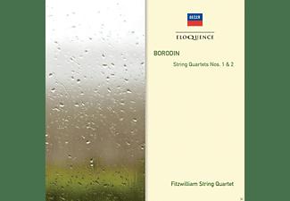 Fitzwilliam Quarttt - Streichquartette 1+2  - (CD)