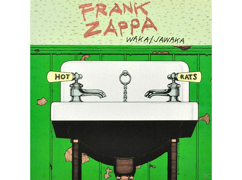 Frank Zappa - Waka / Jawaka [CD]