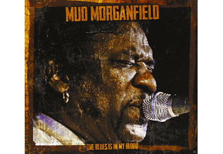 Mud Morganfield - The Blues Is In My Blood  - (CD)