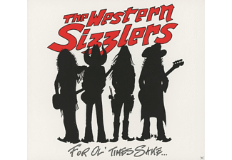 The Western Sizzlers - FOR OL TIMES SAKE  - (CD)