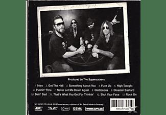 Supersuckers - Get The Hell  - (CD)