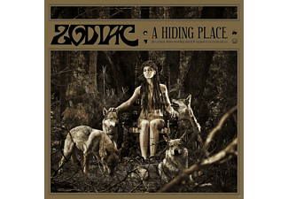 Zodiac - A Hiding Place  - (CD)