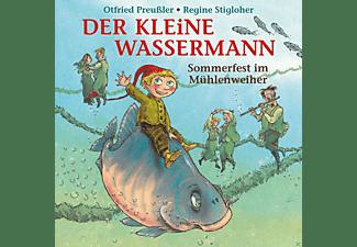 Otfried Preussler - Der kleine Wassermann - Sommerfest im Mühlenweiher  - (CD)