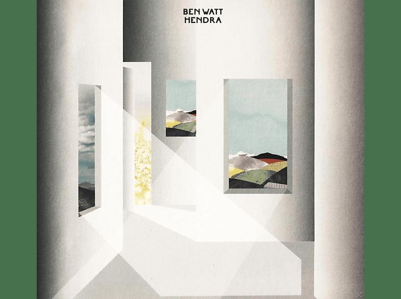 Ben Watt - Hendra [CD]