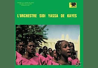 L'orchestre Sidi Yassa De Kayes - L'orchestre Sidi Yassa De Kayes  - (CD)