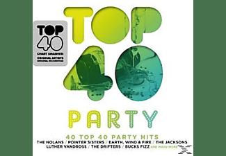 VARIOUS - Top 40-Party  - (CD)