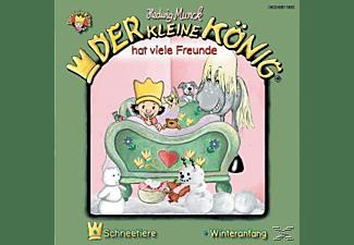 - Der kleine König 3: ... hat viele Freunde  - (CD)
